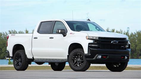 chevy silverado trail boss review dumb fun