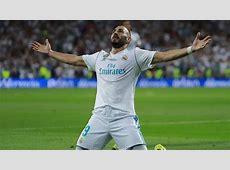 Karim Benzema prolonge jusqu'en 2021 avec le Real Madrid