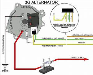 1 Wire Alternator Conversion - Page 2