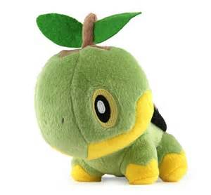 pokemon plush turtwig