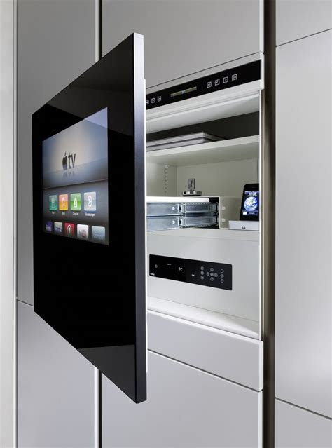 cabinet tvs kitchen best 25 kitchen tv ideas on tv in kitchen 6518