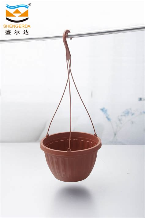 Hanging Plant Pots (hg1007)  China Plastic Flower Pot