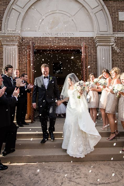Justin & Kristina Wedding: Annunciation Greek Orthodox ...