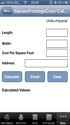 square footage calculator 28 square footage calculator 1 0 how to calculate