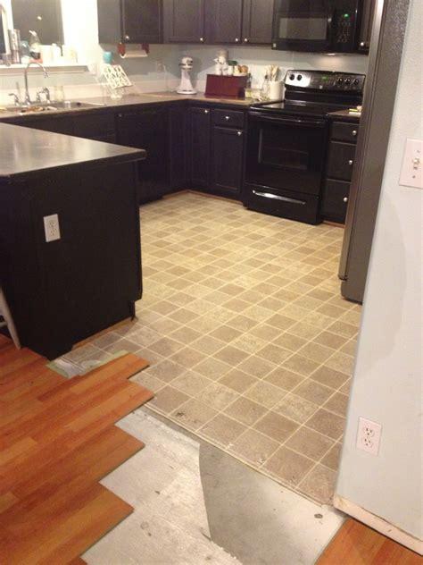 linoleum flooring how to install install vinyl flooring over linoleum thefloors co
