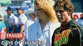 Days of Thunder 1990 Trailer HD | Tom Cruise | Nicole ...