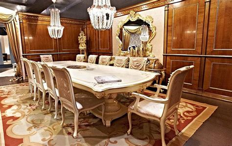 luxurious dining room designs page