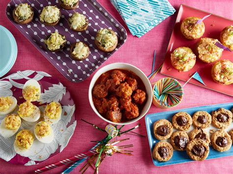 Party Food : Easy Birthday Party Foods