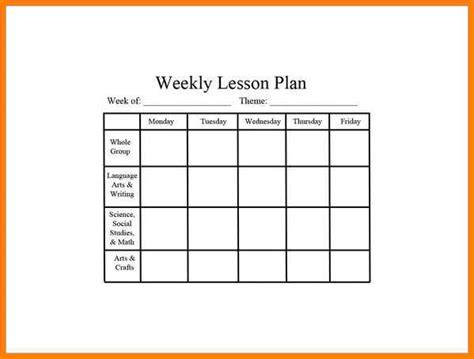 editable weekly lesson plan template dragon fire defense