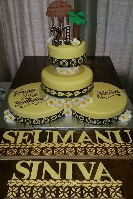 polynesian themed cake   island cake st cake