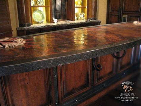 inexpensive kitchen cabinets for best 20 copper countertops ideas on 7526