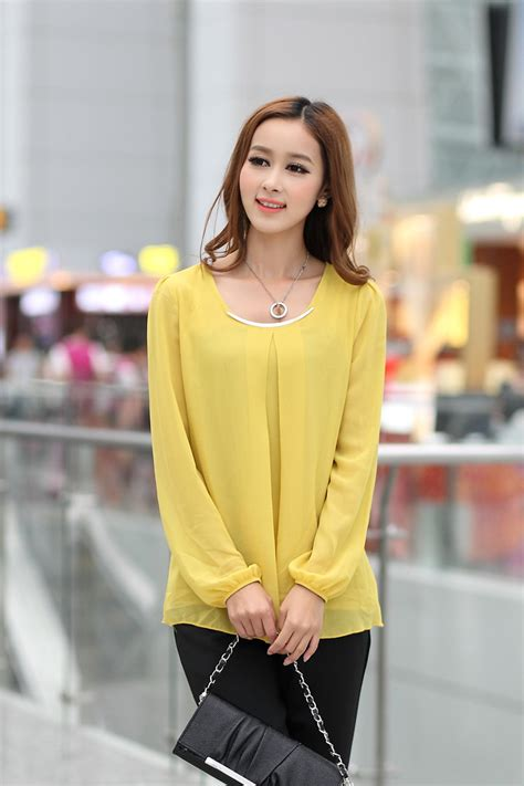 cheap blouses wholesale best price simple style sleeve solid