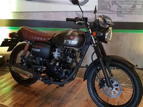 Kawasaki W175 Wallpapers by Kawasaki W175 Wallpapers Wallpaper Cave