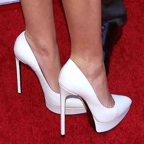 miley cyrus pumps shoes janis platform favorite obsession saint continues laurent