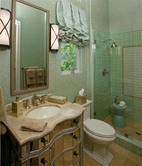 Bathroom. Marvelous Furnitures Interior For Guest Bath
