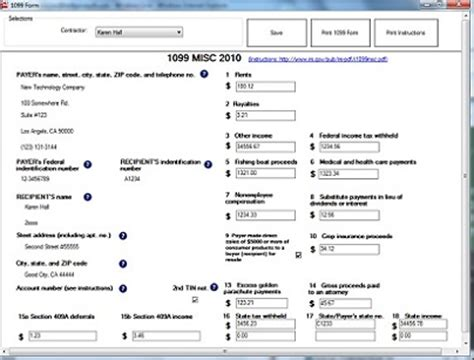 w2 and 1099 printing and filing software ezw2 2014 now
