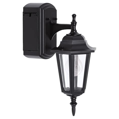 2019 best of outdoor wall lights with gfci outlet