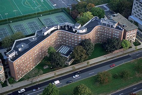 Mit Baker House by Baker House Mit List Visual Arts Center