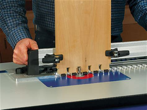 leigh rtj router table dovetail jig