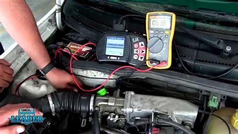 diagnostico del sensor de posicion del acelerador sensor