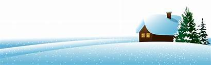 Winter Clipart Ground Transparent Snowy Snow Clip
