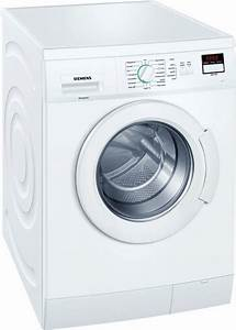 Waschmaschine 9 Kg : siemens waschmaschine wm14e220 7 kg 1400 u min otto ~ Markanthonyermac.com Haus und Dekorationen