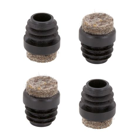 Filzgleiter Für Stühle by Filzgleiter Stopfen F 252 R Rundrohre 20mm 22mm