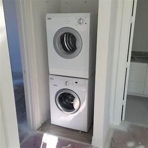 Einbauschrank Für Waschmaschine : schrank f r waschmaschine und trockner waschmaschine und ~ Michelbontemps.com Haus und Dekorationen