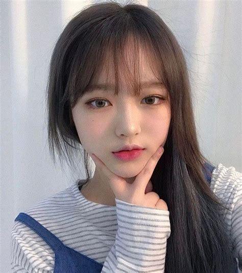 baby cute girl makeup  koreanstyle love ulzzang girl ulzzang korean girl cute girl image