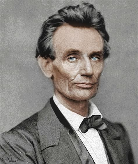 what color was abraham lincoln abraham lincoln in color few figures in american the