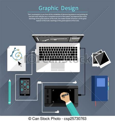 how to find a graphic designer clip vector of graphic design and designer tools