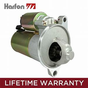 New Starter High Quality For Ford Mini 302 351 For Manual