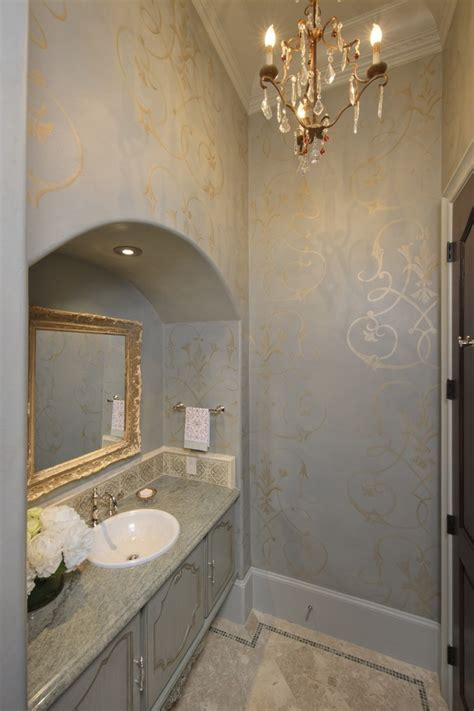 bathroom ideas for walls spectacular stencils for walls decorating ideas