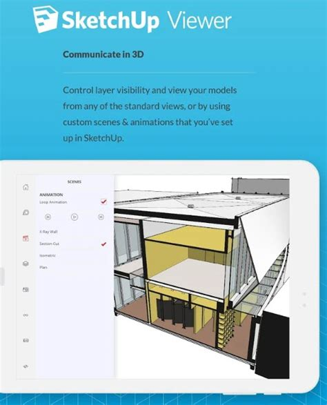 sketchup mobile viewer  cracked apk latest