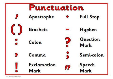 Quantum English Punctuation