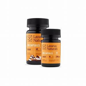 Energy Blend Cbd Isolate Capsules