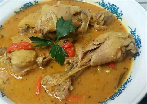 Lihat juga resep puree nasi liwet enak lainnya. Resep Gulai ayam nanas sehat (tanpa minyak goreng, tanpa santan) oleh Mrs Rieska - Cookpad