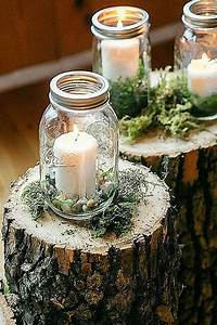24 gorgeous mason jars wedding centerpieces mason jar With ideas for decorating mason jars for wedding