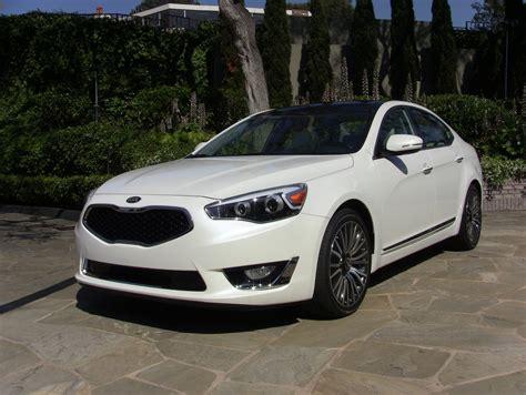 2018 Kia Cadenza Review Autoblog Auto Design Tech