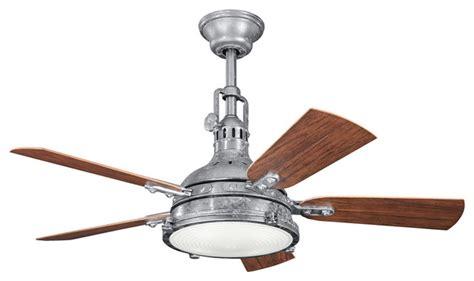 houzz outdoor ceiling fans kichler hatteras bay patio outdoor fans ceiling fans houzz