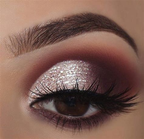 Prom Eye Makeup Look Shared Maya Heart