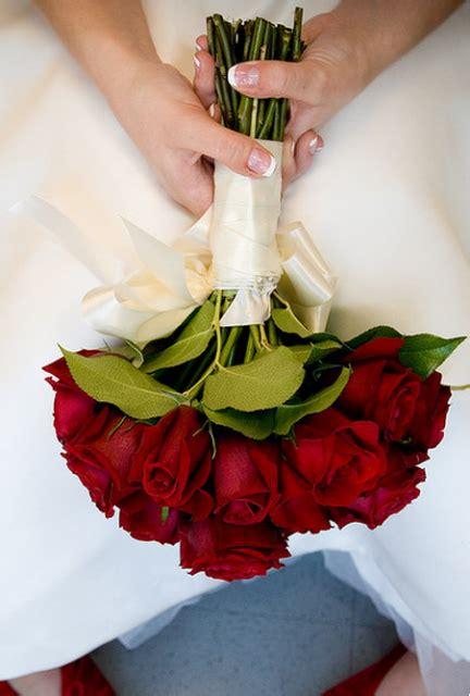 wedding red rose bouquethttprefreshroseblogspotcom
