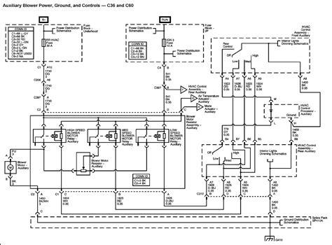 2005 Chevy Silverado Heater Wiring Diagram by Z71tahoe Suburban Gt Rear Air Not Working 2005 Suburban
