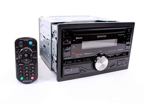 kenwood doppel din new kenwood dpx501bt in dash din car stereo cd mp3 usb aux bluetooth ebay