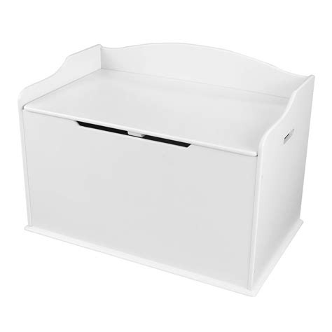 kidkraft box white s kritter keeper x large rectangle with lid ebay