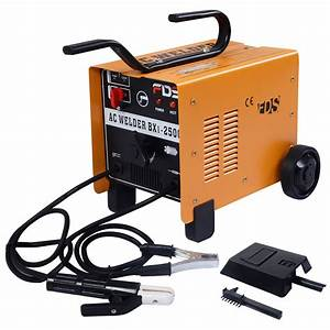 Goplus 110v  220v Arc 250 Amp Welder Welding Machine