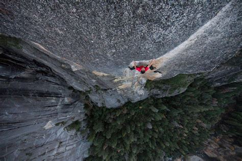 Alex Honnold Made History The First Ever Scale