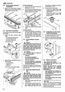 4 Fence Guide Extrusion Installation  5 Rip Fence
