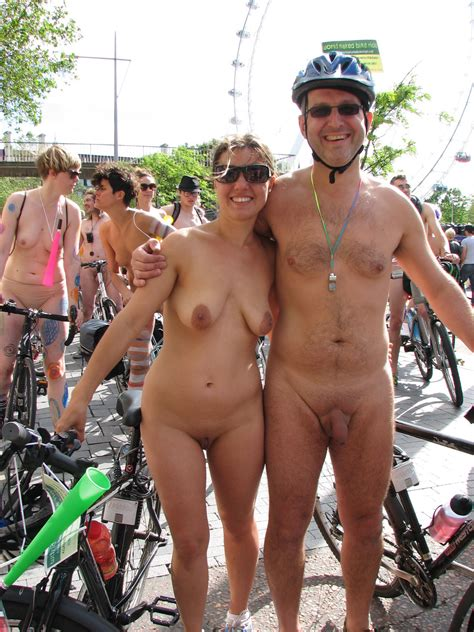 Porn Pic From Naked Bike Ride Couple Sex Image
