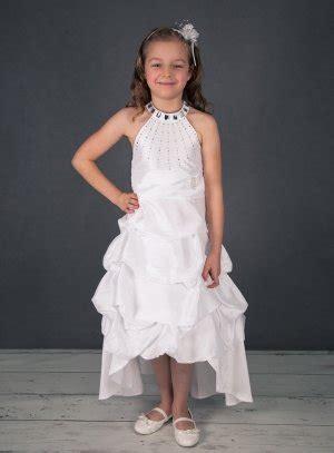 robe pour mariage ou communion blanche fille martha